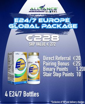1 Account - E24/7 Package