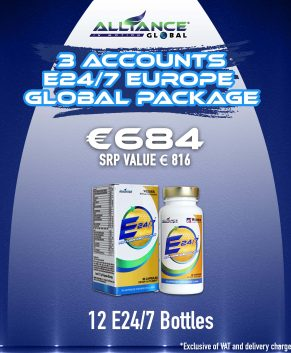 3 Account - E24/7 Package