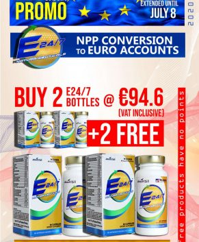 E24/7 NPP PROMO (EXTENDED UNTIL JULY 8, 2020 ONLY!!)