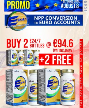 E24/7 NPP PROMO (EXTENDED UNTIL AUGUST 8, 2020 ONLY!!)